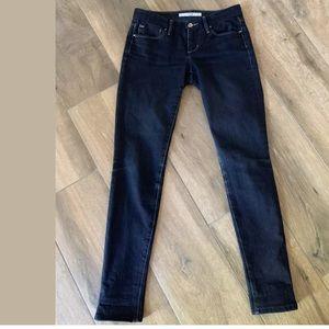 Joes Jeans Chelsea Holland dark wash Sz 25